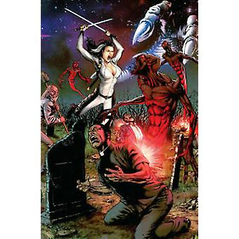 Grimm Fairy Tales Presents - Zombies and Demons by Patrick Shand - Tro