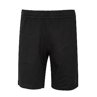 Ea7 EA7 sort Logo bomuld Shorts