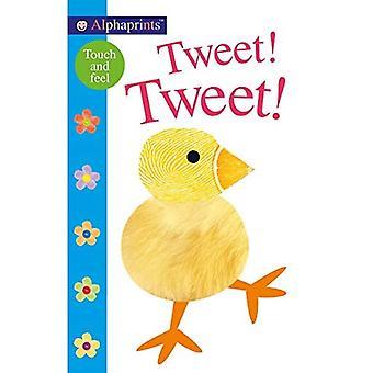 Alphaprints: Tweet! Tweet!
