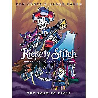 Rickety Stitch and the Gelatinous Goo Book 1