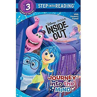 Journey Into the Mind (Disney/Pixar binnenstebuiten) (stap in lezing)
