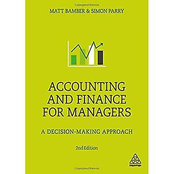 Boekhouding en Financiën voor Managers