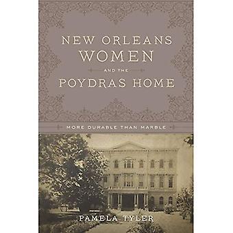 New Orleans Frauen und Poydras Home: haltbarer als Marmor