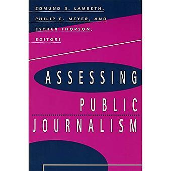 Évaluation de journalisme public