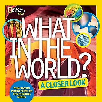 What in the World : A Closer Look