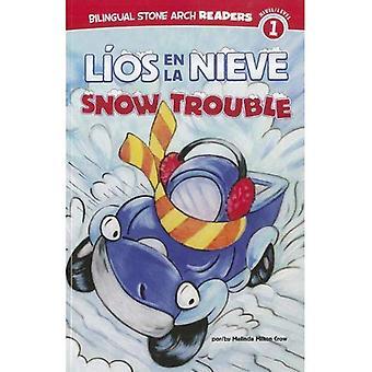 Lios en la Nieve / Snow Trouble