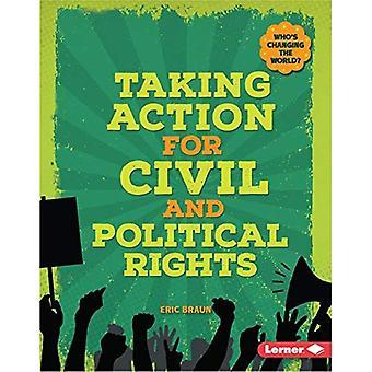 Maßnahmen für bürgerliche und politische Rechte (die die Welt verändert?)