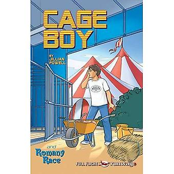 Cage Boy: Level 5 (Travellers)