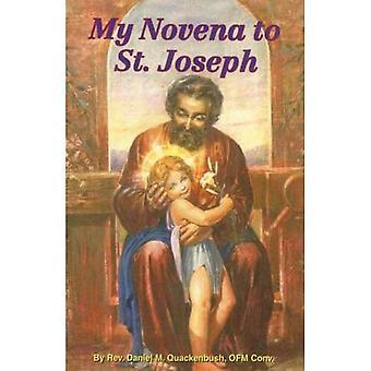 Min Novena till Saint Joseph