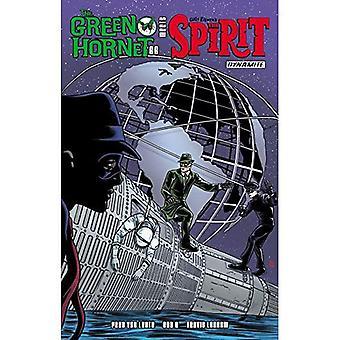 The Green Hornet '66 Meets� the Spirit Tp