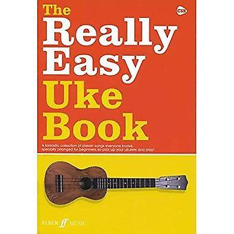 Verkligen lätt Uke boken (ackord sångbok/metod)
