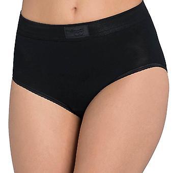 Sloggi Double Comfort Maxi Brief Black (0004) Cs