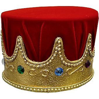 皇冠宝石与红色头巾为所有人