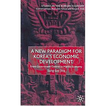 Et nyt paradigme for Koreaer økonomiske udvikling fra regeringens kontrol til markedsøkonomi ved Jwa & Steens