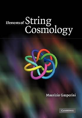 EleHommests of Stbague Cosmology by Gasperini & Maurizio
