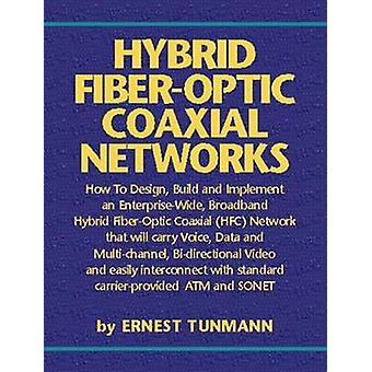Réseaux hybrides fibres optiques câbles coaxiaux par Tunmann & Ernest