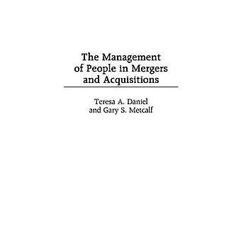 Forvaltningen af mennesker i fusioner og overtagelser af Daniel & Theresa