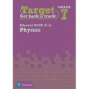 Target Grade 7 Edexcel GCSE (9-1) Physics Intervention Workbook (Science Intervention)