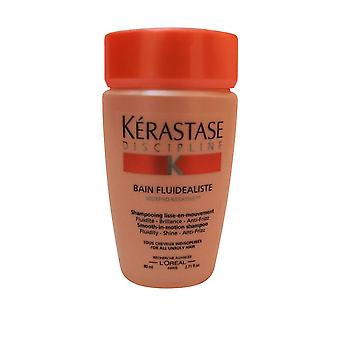 Kerastase disciplin Bain Fluidealiste Smooth-in-Motion Shampoo 2,71 oz