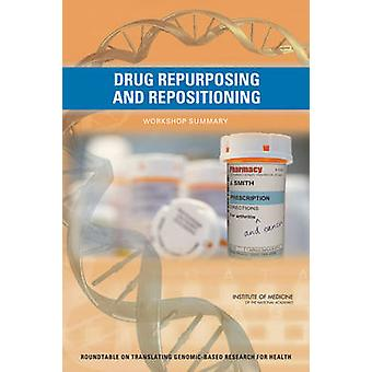 Drug Repurposing and Repositioning - Workshop Summary by Sarah H. Beac