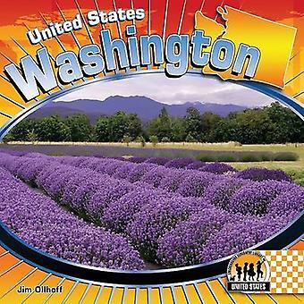 Washington by Jim Ollhoff - 9781604536836 Book