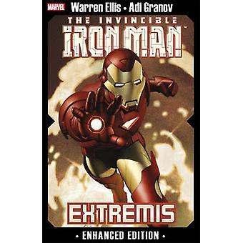 The Invincible Iron Man - Extremis by Warren Ellis - Adi Granov - 9781