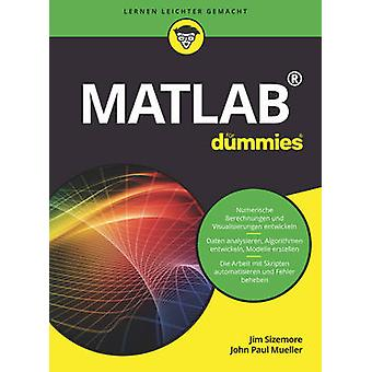 MATLAB Fur Dummies by Jim Sizemore - 9783527711673 Book
