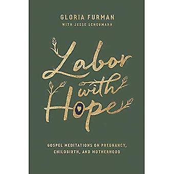 Trabajo con esperanza: meditaciones del Evangelio sobre el embarazo, el parto y la maternidad