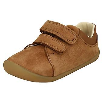 Los niños chicos chicas Clarks pre-caminar zapatos Roamer arte