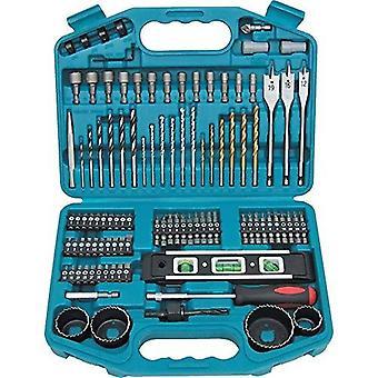 Makita P-67832 elektrisch gereedschap 101 stuk boor set