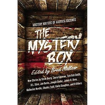 Mystery Writers of America presenta la scatola misteriosa
