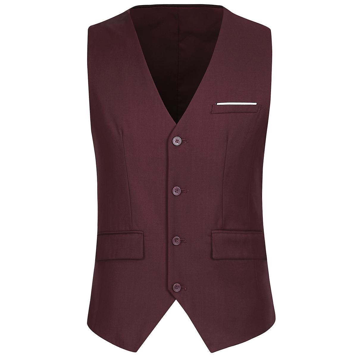 Allthemen Men's Classic 3-Piece Suit
