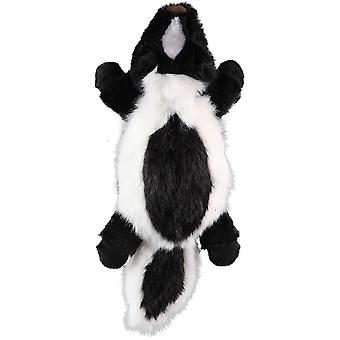 goDog Gabrielle avec Chew Guard Large-Skunk 770284
