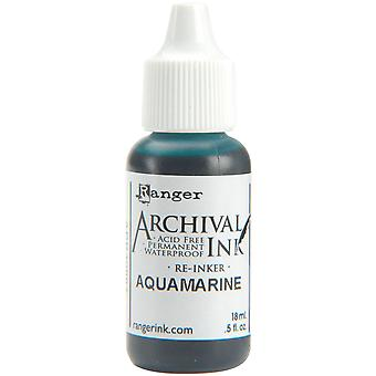 Reinker d'archivage.5 once Aquamarine Arr5 30867