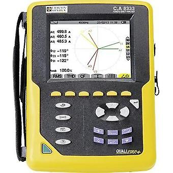 Chauvin Arnoux CA 8333 Mains-analysis device, Mains analyser