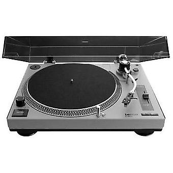 USB turntable Lenco L3808 Direct drive Grey
