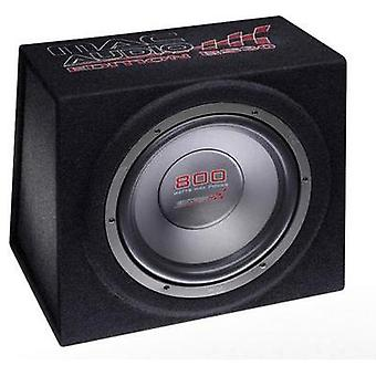 Bil subwoofer passiv 800 W Mac Audio Edition BS 30 svart