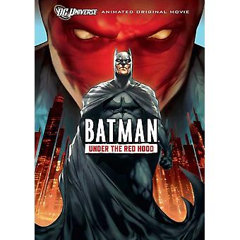 Batman Under the Red Hood Movie Poster (11 x 17)
