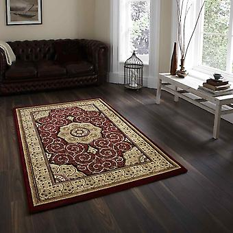 Heritage 4400 Rugs In Red