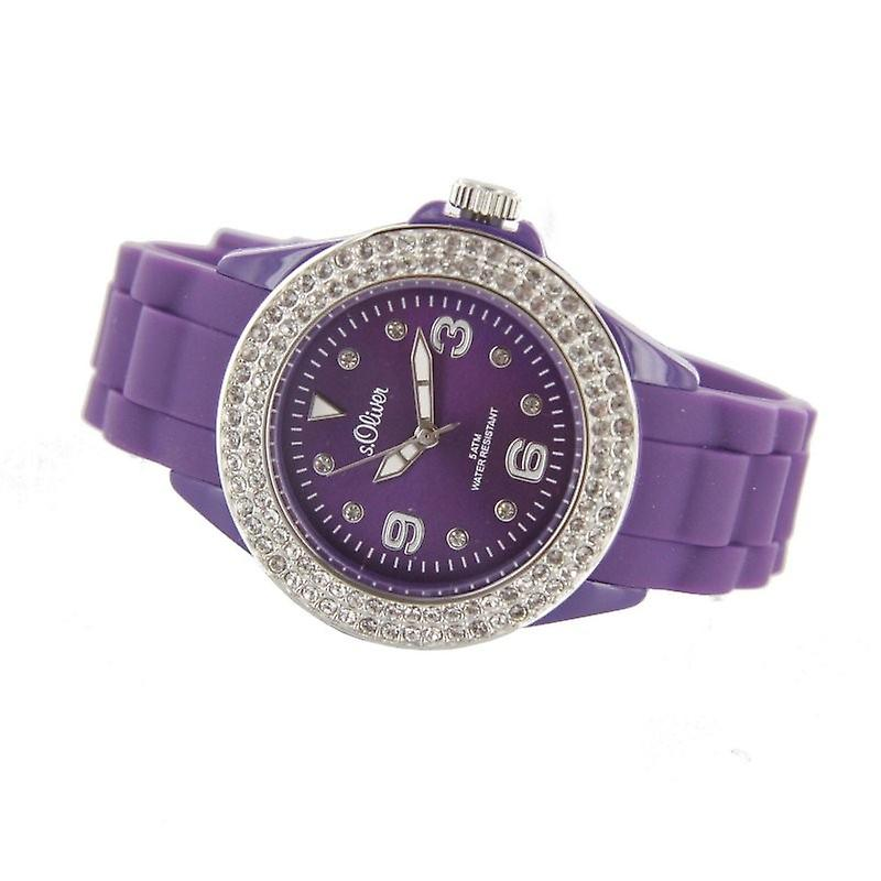 s.Oliver Women Watch SO-2449-PQ