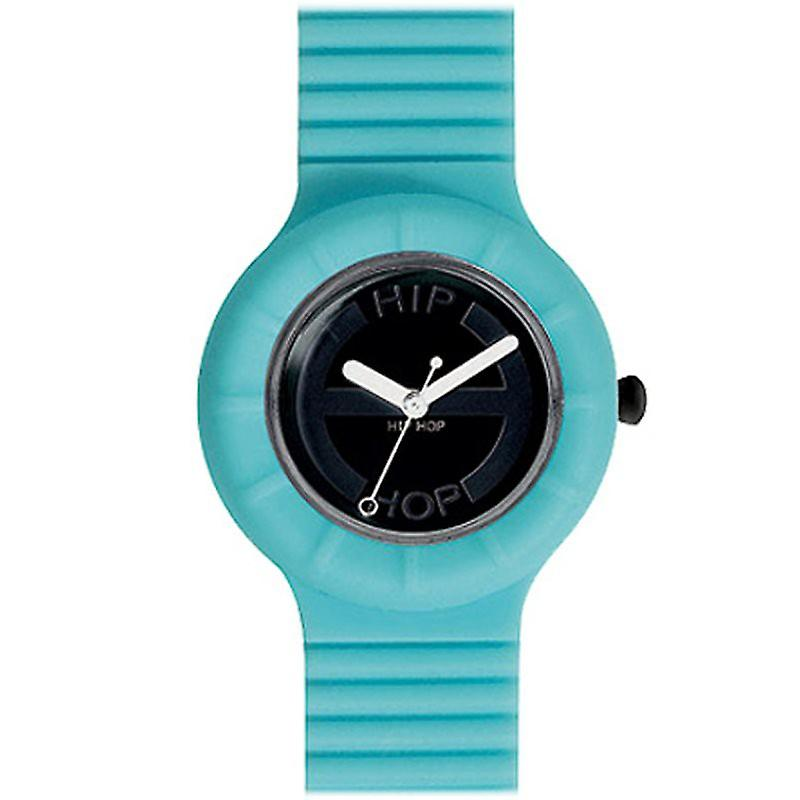 Hip hop watch silicone watch hero small HWU0016 blue lagoon