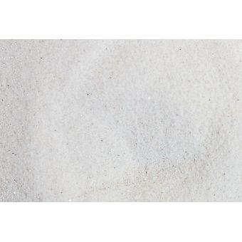 Roman Gravel White Quartz Sand  2kg