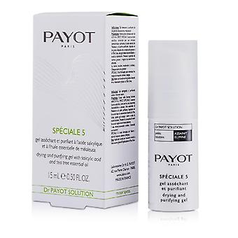 Dr Payot Solution Special 5 Drying and Purifying Gel 15ml/0.5oz
