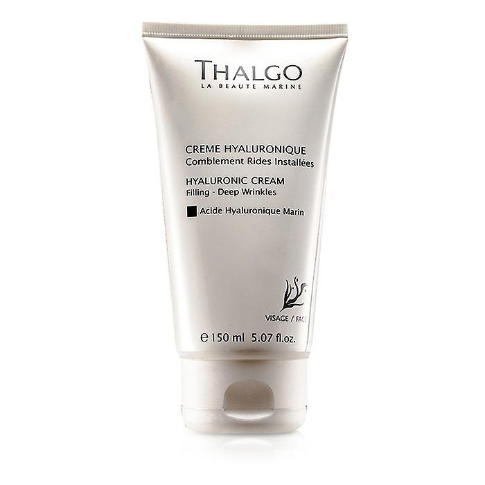 Thalgo Hyaluronic Cream: Filling - Deep Wrinkles  (Salon Size) 150ml/5.07oz