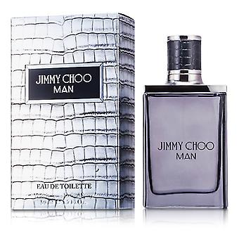 Jimmy Choo homme Eau De Toilette Spray 50ml/1. 7 oz