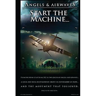 Angels & Airwaves - Start the Machine [DVD] USA import