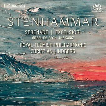 Stenhammar - Serenade [SACD] USA import