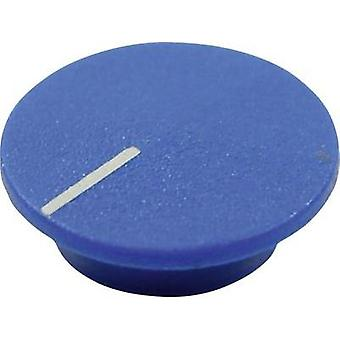 Cover + hand Blue Suitable for K21 rotary knob Cliff