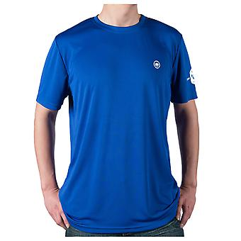 Detronisere ydeevne T-Shirt - kongeblå