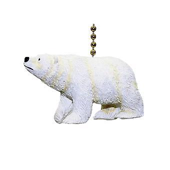 Oso Polar Ártico carnívora Ursus ventilador luz cadena